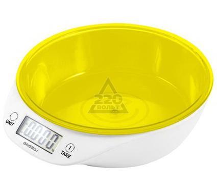 Весы кухонные ENERGY EN-417 (желтые)