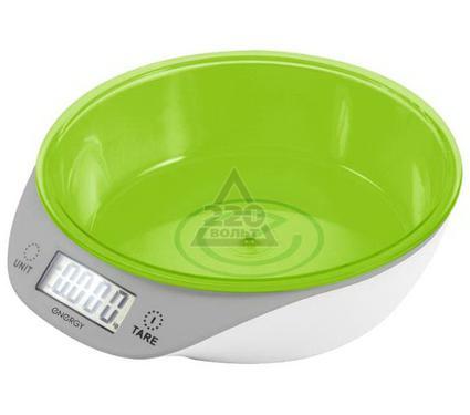 Весы кухонные ENERGY EN-417 (зеленые)