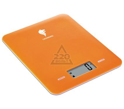 Весы кухонные LEONORD LE-4011 (оранжевые)