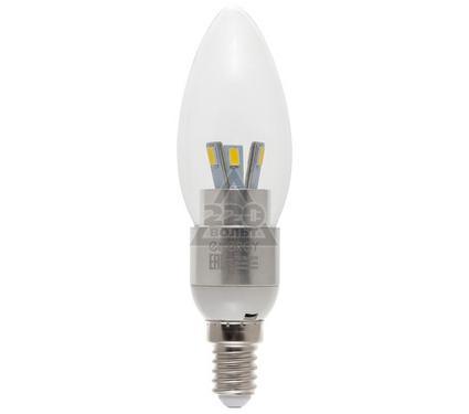 Лампа светодиодная ENERGY С37-3-14NPG