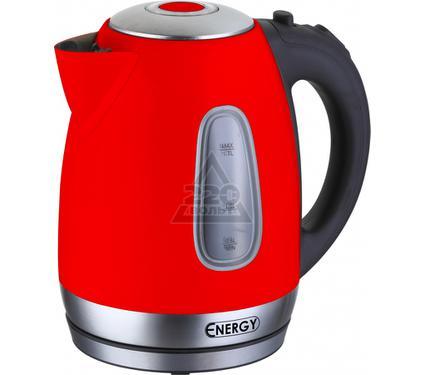 Чайник ENERGY E-202 красный