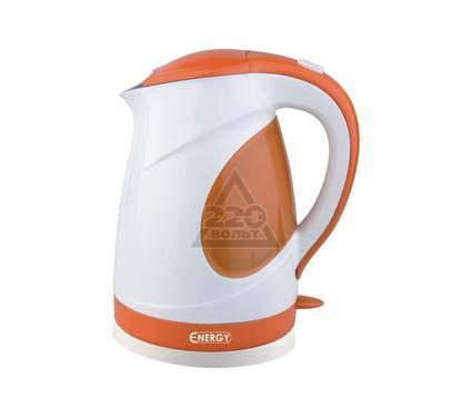 Чайник ENERGY E-204 бело-оранжевый
