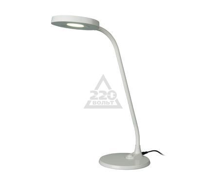 Лампа настольная UNIEL TLD-508 White/LED/840Lm/4COLOR/Dimer/USB