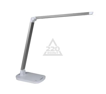 Лампа настольная UNIEL TLD-521 Silver/LED/800Lm/5000K/Dimmer
