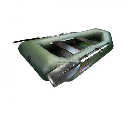 Лодка HUNTERBOAT Хантер 250 МЛ зеленая
