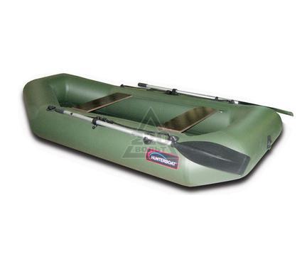 Лодка HUNTERBOAT Хантер 250 МЛ серая