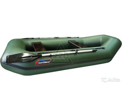 Лодка HUNTERBOAT Хантер 280 Т зеленая