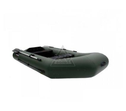 Лодка HUNTERBOAT Хантер 290 Р зеленая