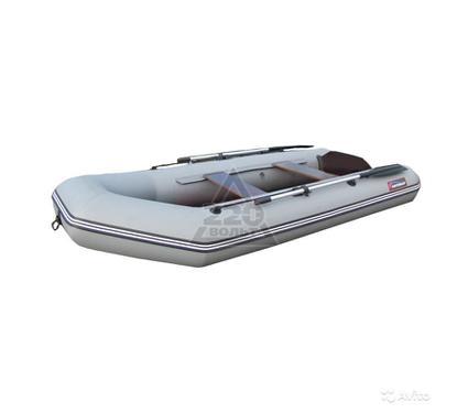 Лодка HUNTERBOAT Хантер 320 Л серая