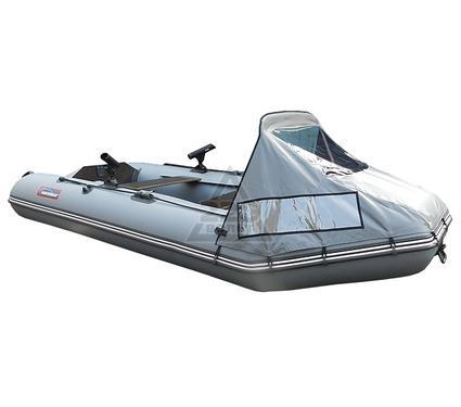 Лодка HUNTERBOAT Хантер 320 ЛН серая
