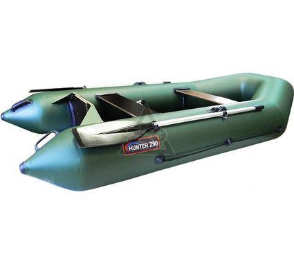 Лодка HUNTERBOAT Хантер 290 Л Люкс зеленая