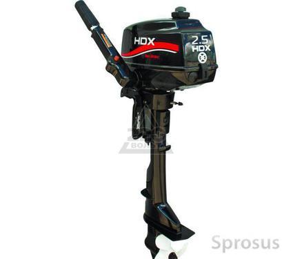 Мотор лодочный HDX Т 2.5