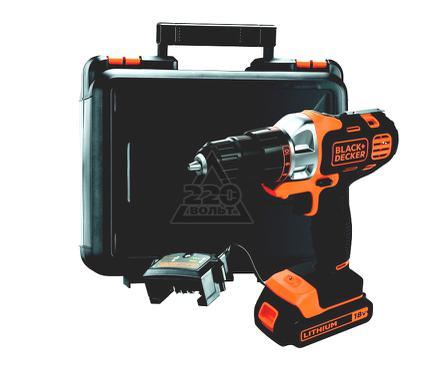 Инструмент многофункциональный BLACK & DECKER MT218KB-QW