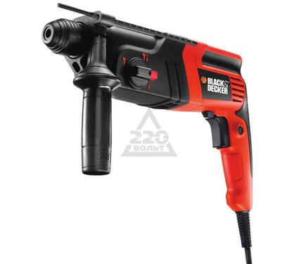 Перфоратор BLACK & DECKER KD860KA-XK