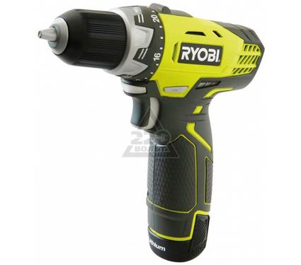 Дрель аккумуляторная RYOBI RCD12011L