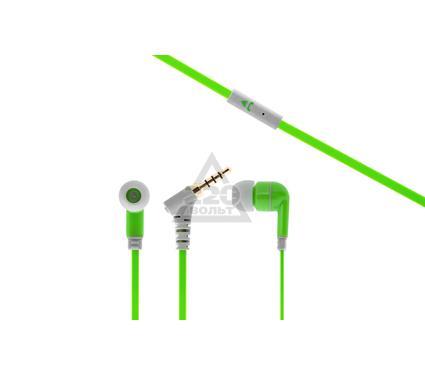 Наушники-вкладыши INTER STEP HF-175 (зеленая)