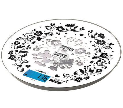 Весы кухонные SCARLETT SC-KSD57P03
