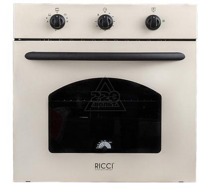 Встраиваемая газовая духовка RICCI RGO-610BG