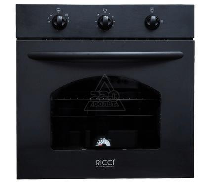 Встраиваемая газовая духовка RICCI RGO-610BL