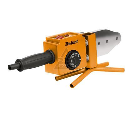 Аппарат для сварки пластиковых труб DEFORT DWP-2000
