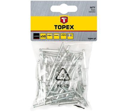 Заклепка TOPEX 43E402