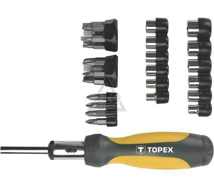 Набор головок TOPEX 39D356