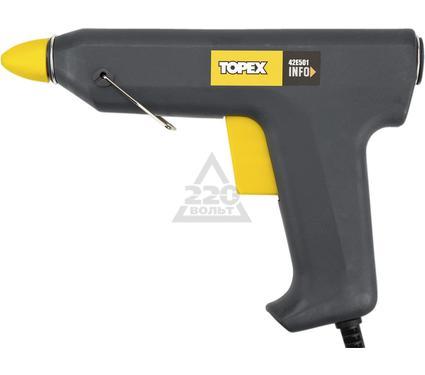 Пистолет клеевой TOPEX 42E501