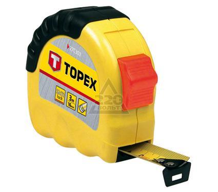 Рулетка TOPEX 27C308