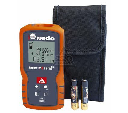 Дальномер NEDO 705565 laser mEssfix 80