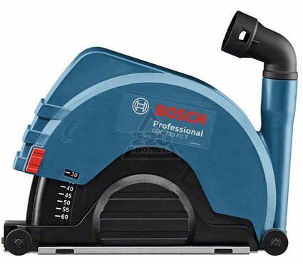 Кожух BOSCH GDE 230 FC-T
