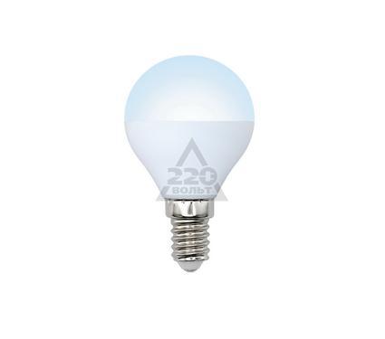 Лампа светодиодная VOLPE LED-G45-6W/NW/E14/FR/DIM/O