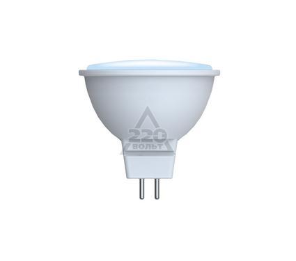 Лампа светодиодная VOLPE LED-JCDR-5W/NW/GU5.3/DIM/O