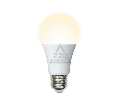 Лампа светодиодная VOLPE LED-A60-12W/WW/E27/FR/O