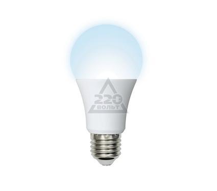 Лампа светодиодная VOLPE LED-A60-8W/NW/E27/FR/O