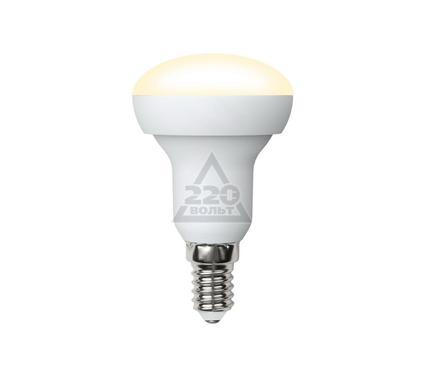 Лампа светодиодная VOLPE LED-R50-6W/WW/E14/FR/O