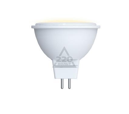 ����� ������������ VOLPE LED-JCDR-5W/WW/GU5.3/O