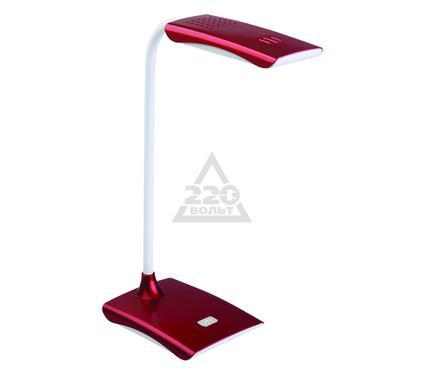 Лампа настольная VOLPE TLD-523 Red/LED/360Lm/6000K