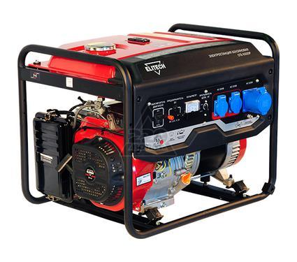 Бензиновый генератор ELITECH СГБ 6500Е