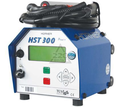 Аппарат для сварки пластиковых труб HURNER HST300 Print+ 2.0