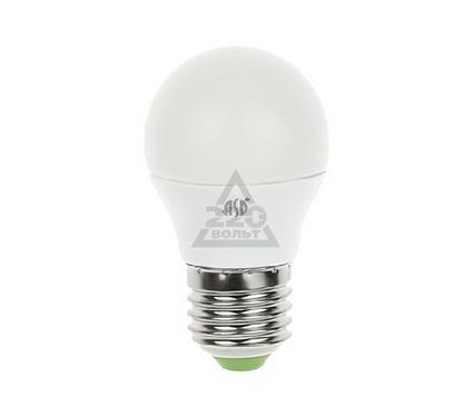 Лампа светодиодная ASD LED-ШАР-standard 7.5Вт 160-260В Е27 4000К