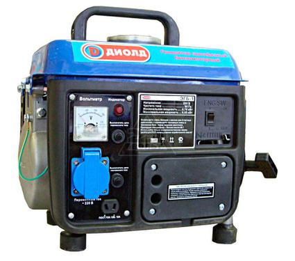 Бензиновый генератор ДИОЛД ЭГБ-1
