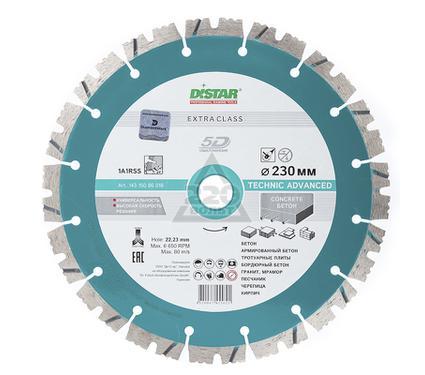 Круг алмазный DI-STAR 1A1RSS/C3-H 125x2,2/1,4x11x22,23-10 Technic Advanced