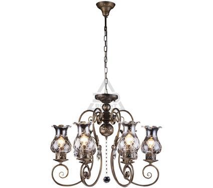 Люстра ARTE LAMP PALERMO A2053LM-6BR
