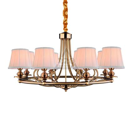 Люстра ARTE LAMP EMPIRE A5012LM-8RB