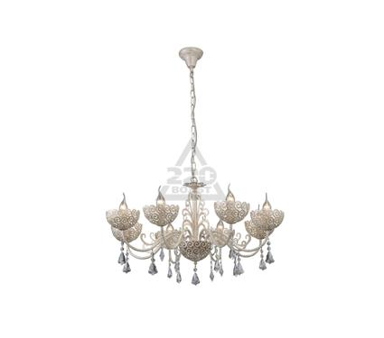Люстра ARTE LAMP FLEECE A4554LM-8WG