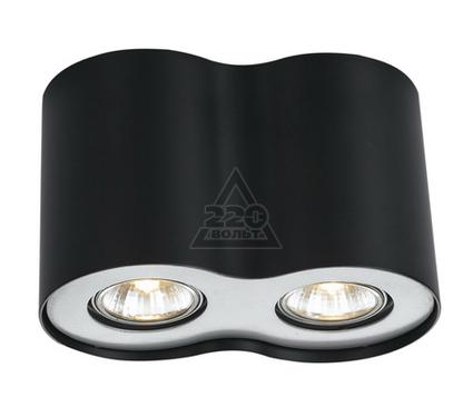 Светильник встраиваемый ARTE LAMP FALCON A5633PL-2BK