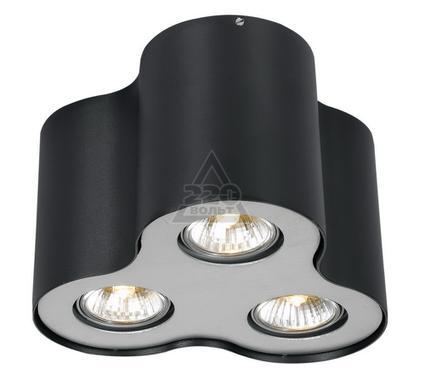Светильник встраиваемый ARTE LAMP FALCON A5633PL-3BK