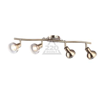 Спот ARTE LAMP FOCUS A5219PL-4AB