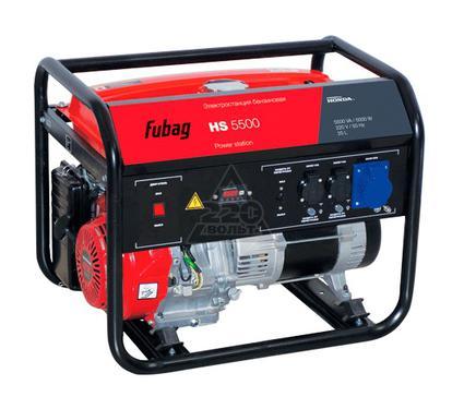 Бензиновый генератор FUBAG HS 5500 Honda