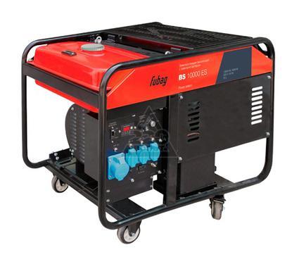 Бензиновый генератор FUBAG BS 10000 ES